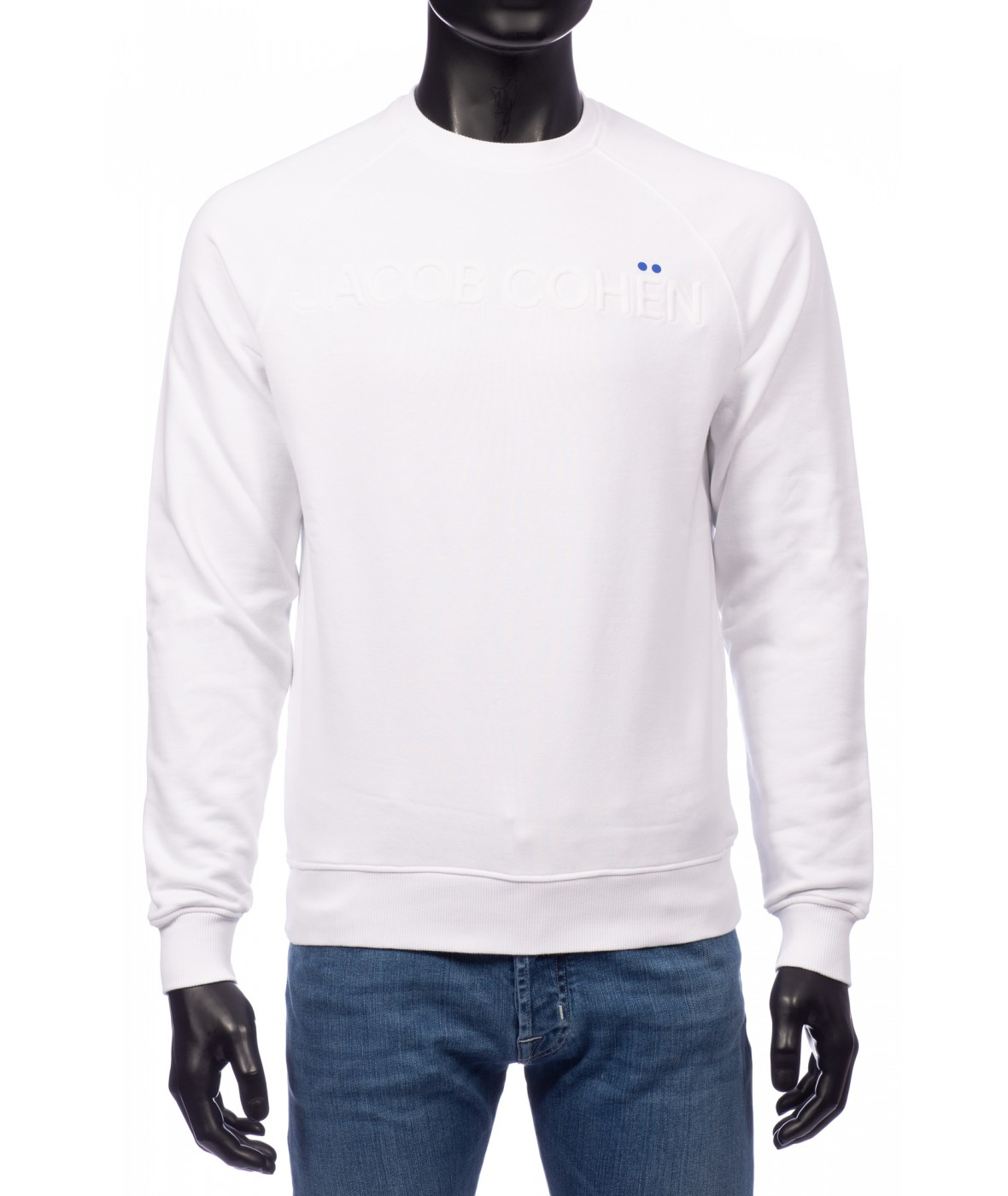 Jacob Cohen Sweater Blanc (33973)