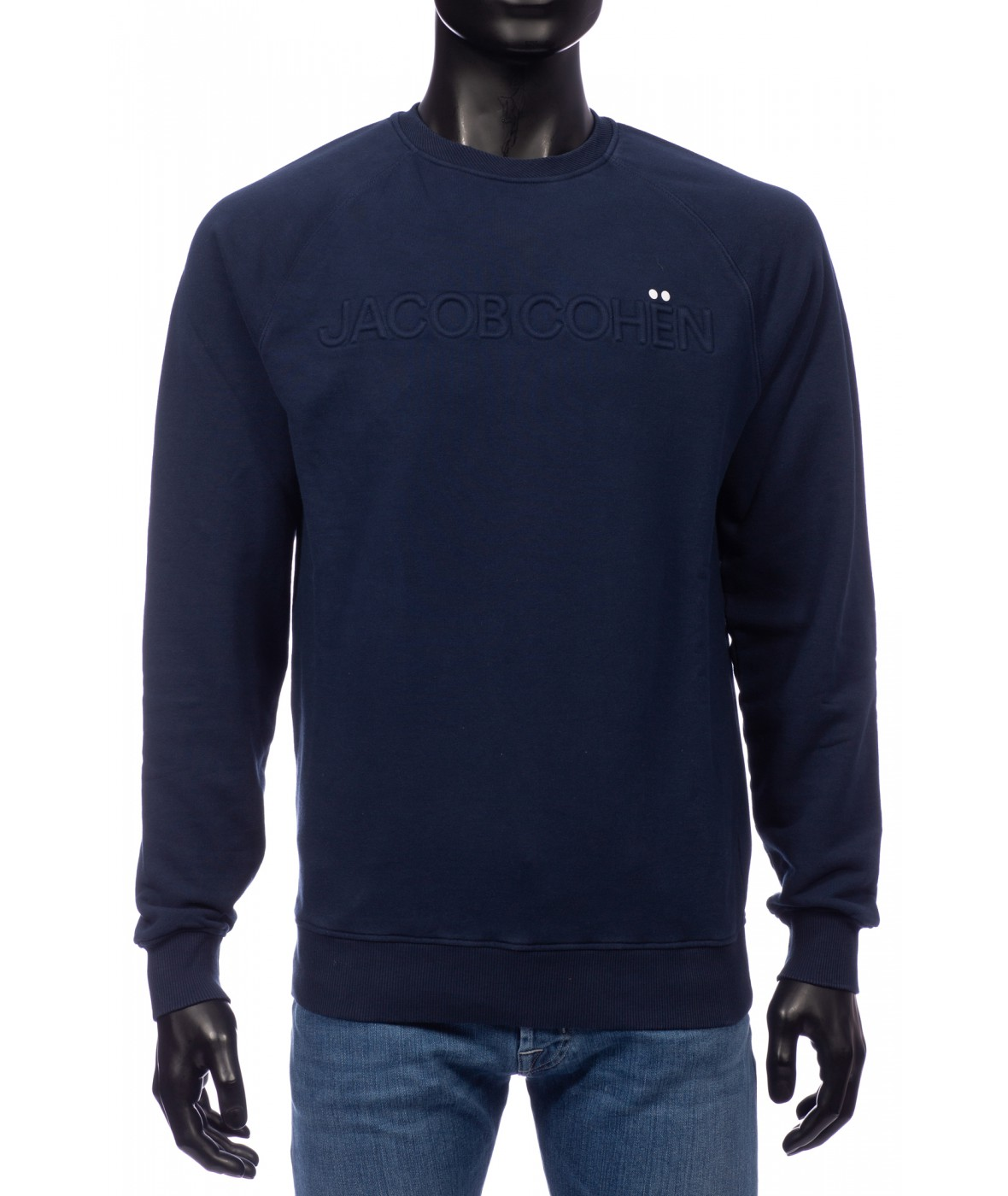 Jacob Cohen Sweater Blauw (30434)