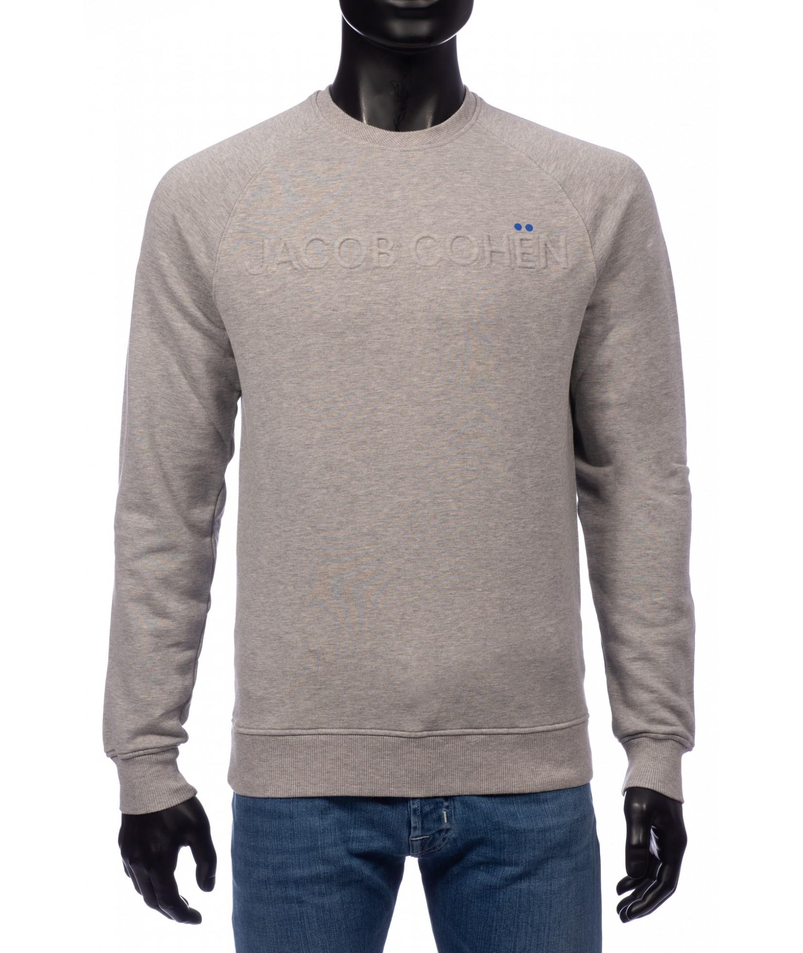 Jacob Cohen Sweater Grijs (30435)