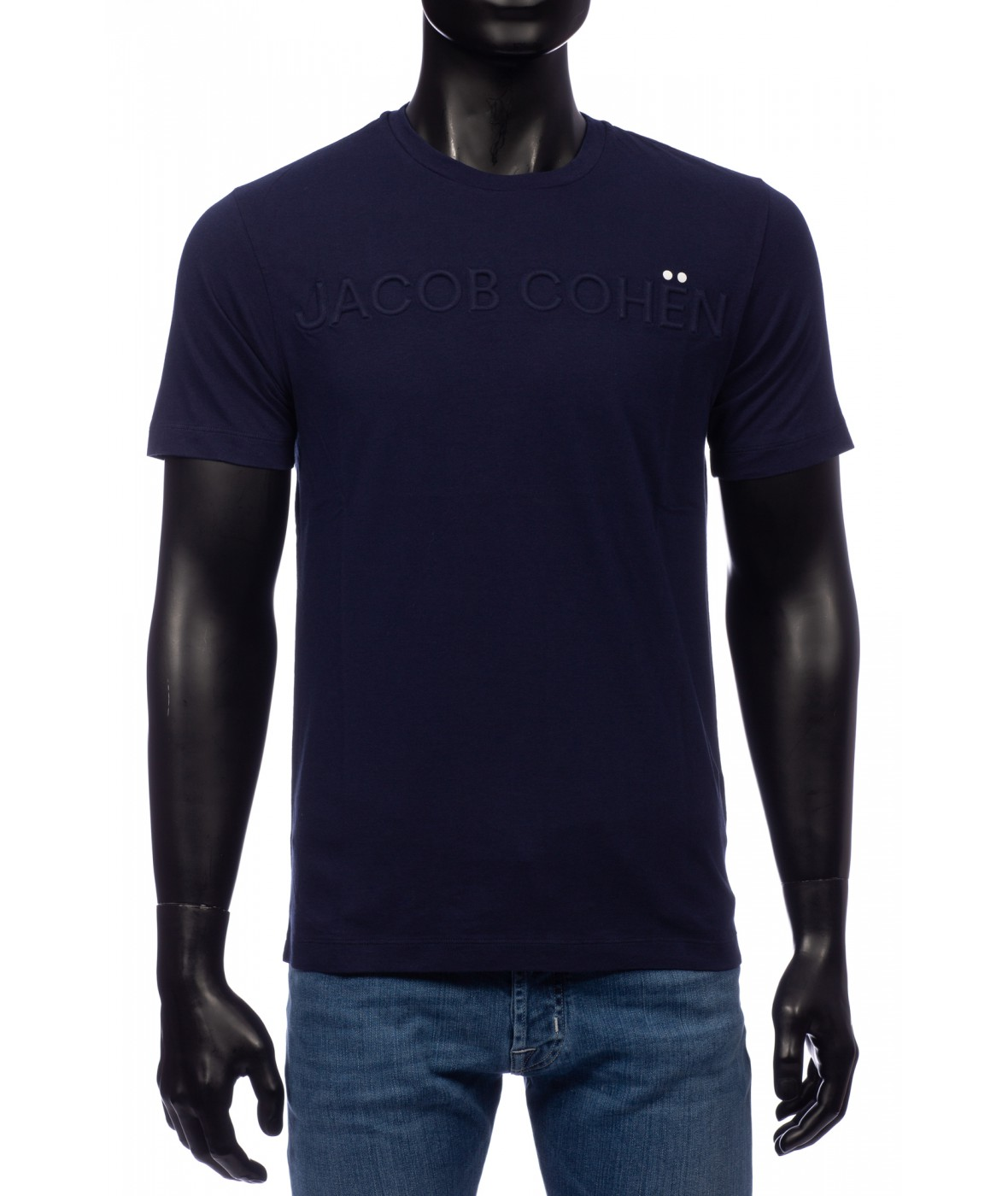 Jacob Cohen T-Shirt Blau (32332)