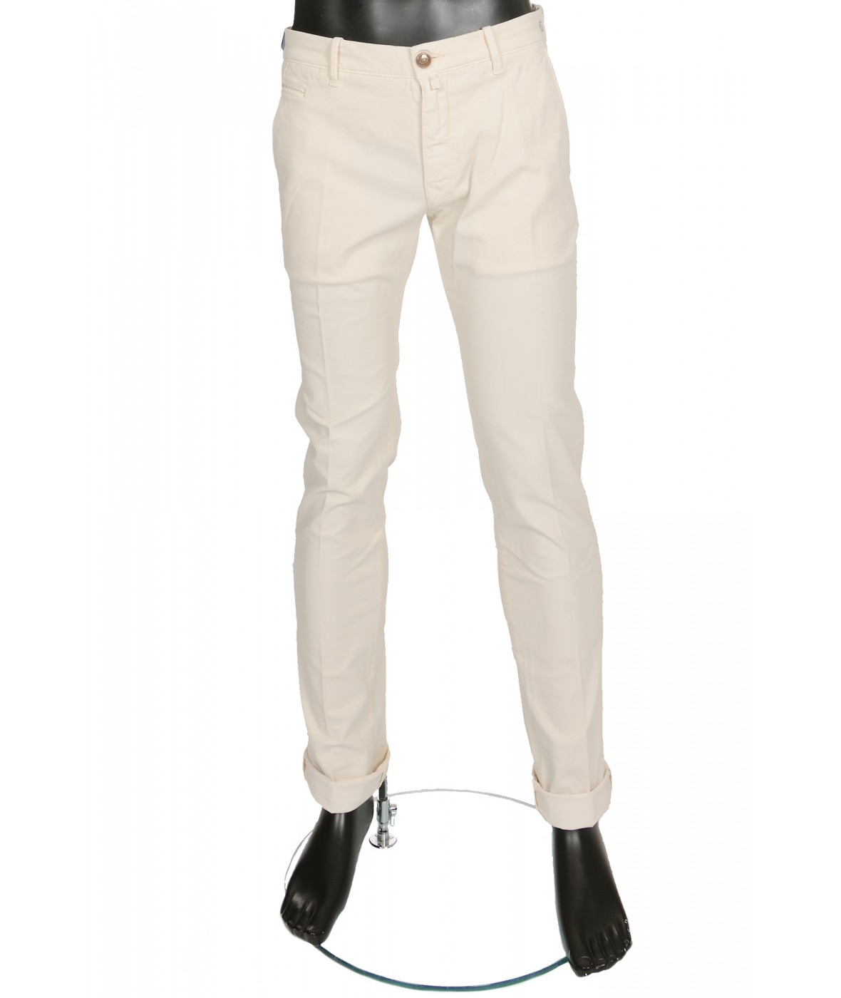 Jacob Cohen Bobby Comfort Off White (31481)