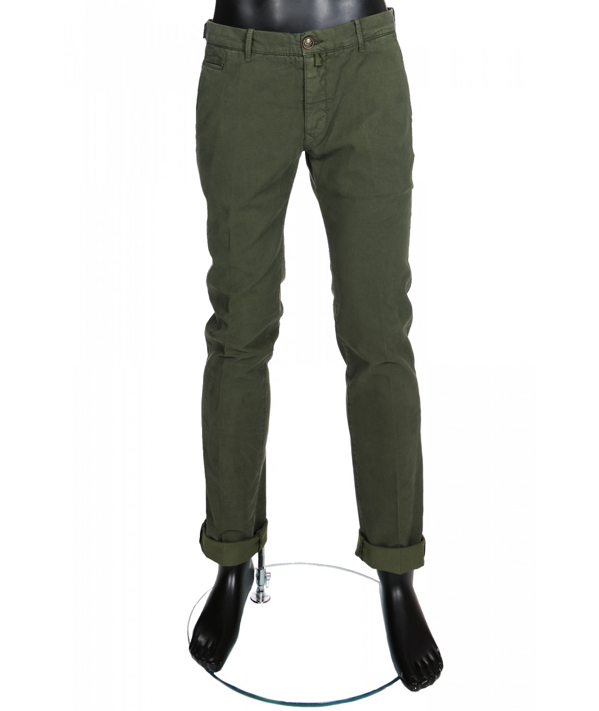 Jacob Cohen Bobby Comfort Army Green (31483)