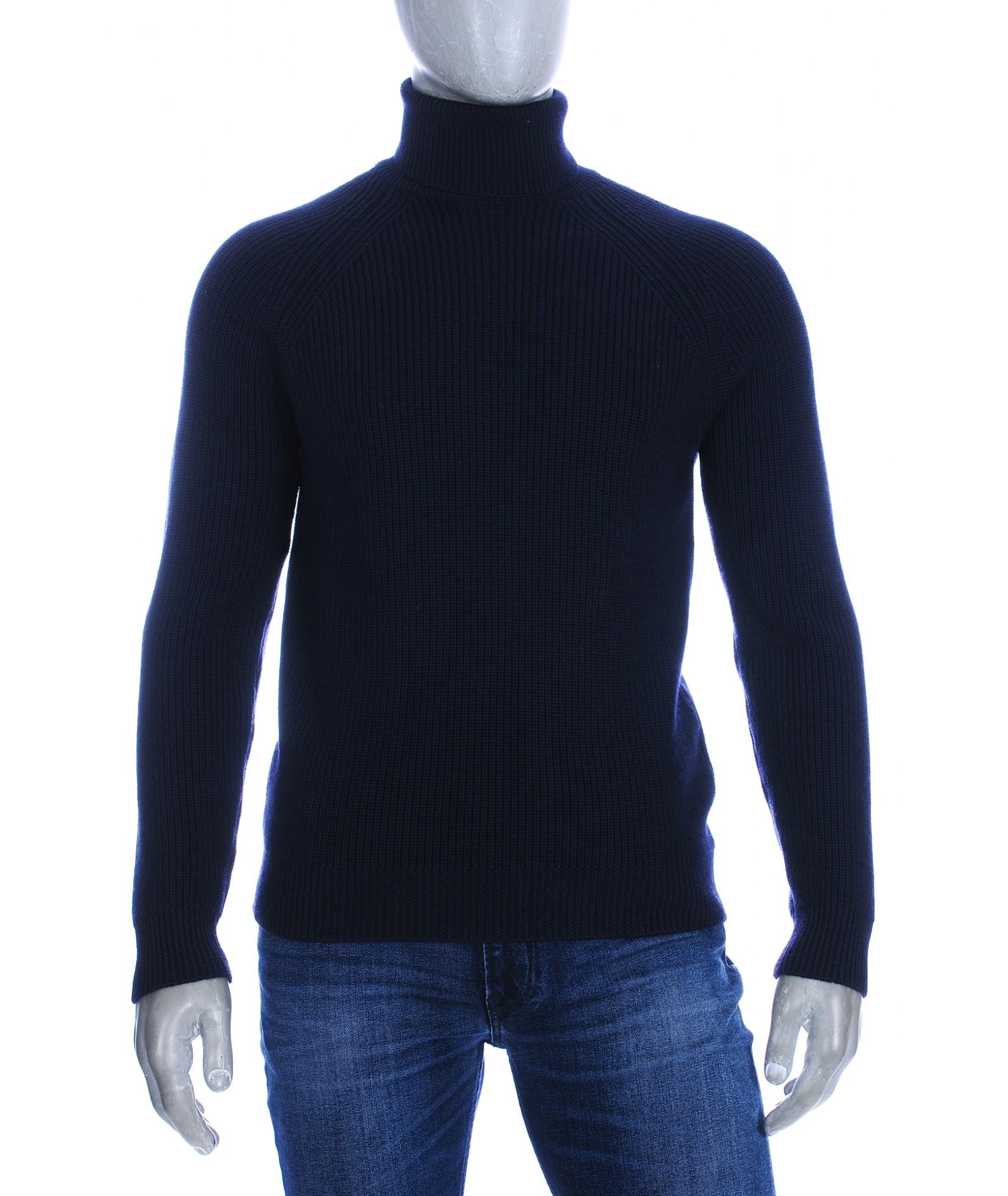 Jacob Cohën sweater donkerblauw (34839)