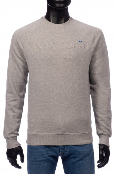Jacob Cohen Sweater Grijs (30435)