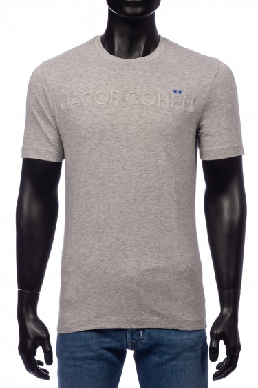 Jacob Cohen T-Shirt Gris (32333)