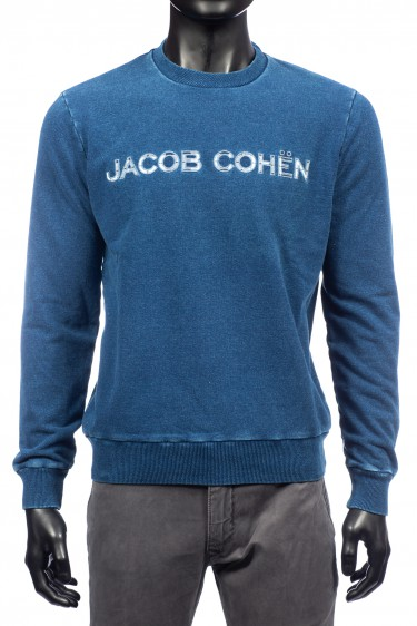 Jacob Cohen Sweater Blauw (29629)
