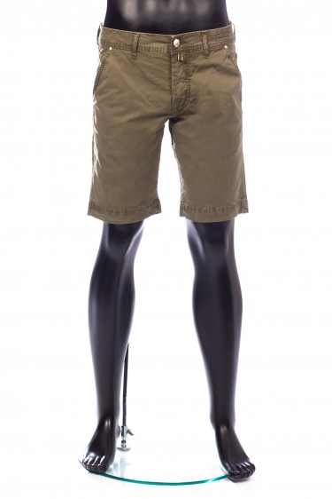 Jacob Cohen J6613 Short Army Green (30389)