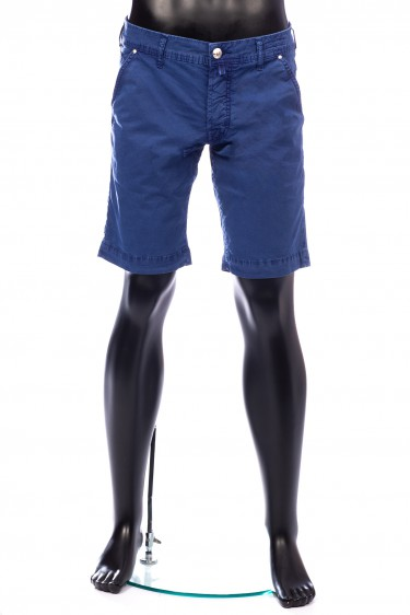 Jacob Cohen J6613 Short Blauw (30391)