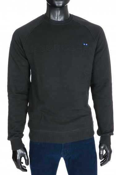 Jacob Cohen Sweater Zwart (31437)