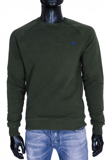 Jacob Cohen Sweater Groen (31435)