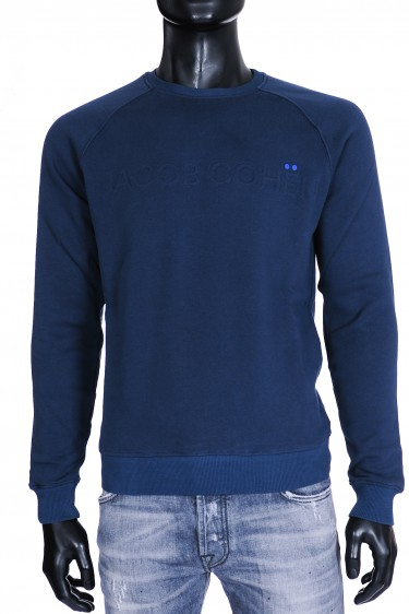 Jacob Cohen Sweater Dark Blue (31436)