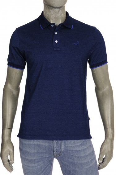 Jacob Cohen J4037 Polo Shirt Blue (32328)
