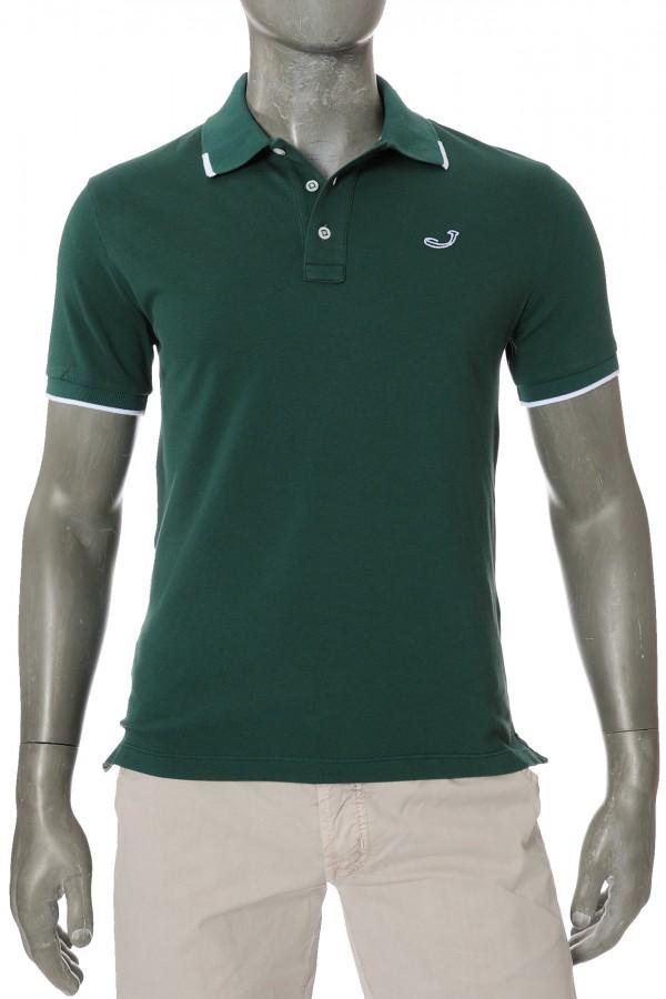 Рубашка-поло Jacob Cohen J4038 Green (32364)