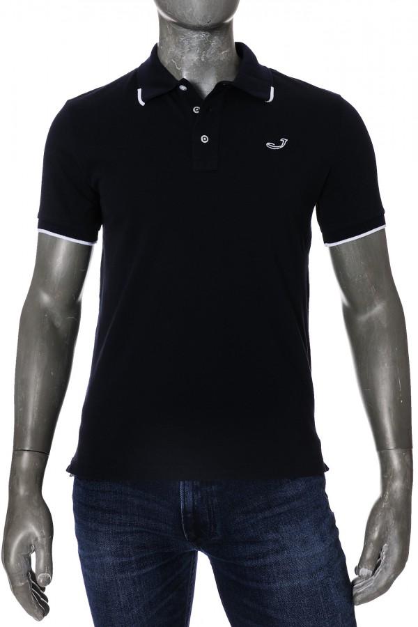 Рубашка-поло Jacob Cohen J4038 Dark Blue (32365)