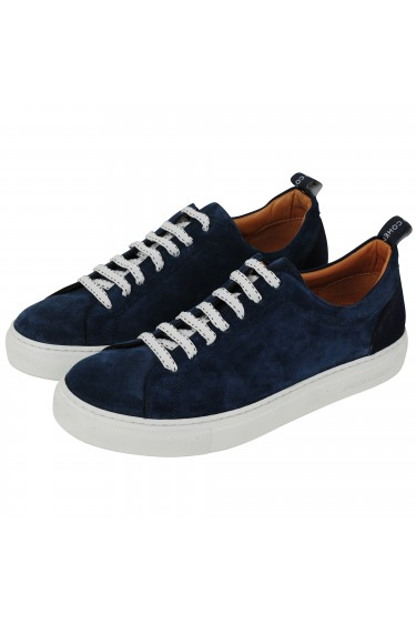Jacob Cohen Sneaker Blue (91002)