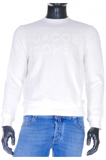 Jacob Cohen Sweater white (33199)