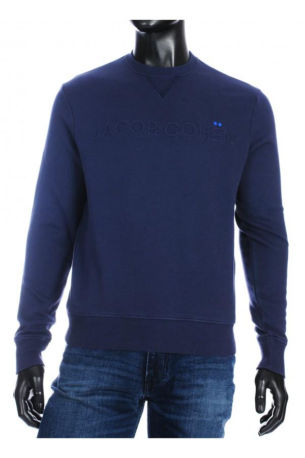 Jacob Cohen sweater dark blue (33974)