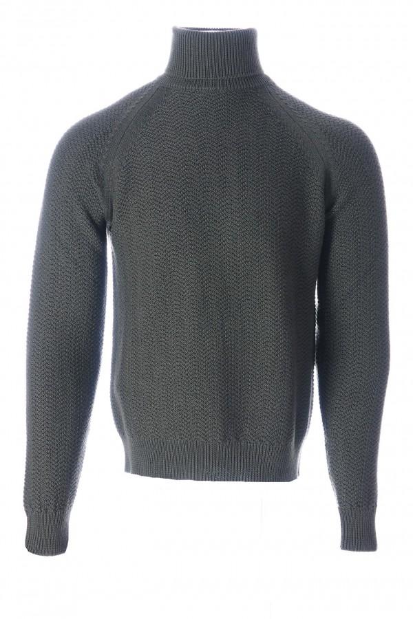 Jacob Cohën sweater green (34838)