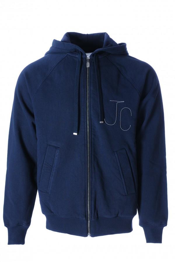 Jacob Cohën cardigan dark blue (34845)
